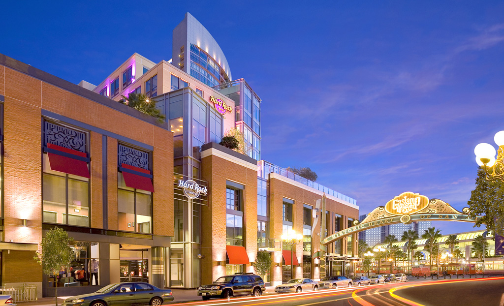Best Places to Live in San Diego Gaslamp Quarter