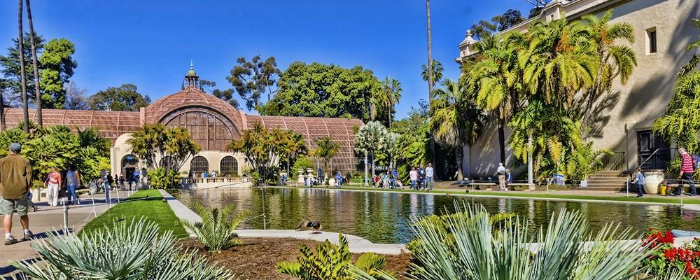 Parks in San Diego - Balboa